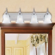 Westinghouse Lighting 4 Light Bathroom Vanity Light