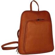 David King Adjustable Shoulder Strap Backpack; Tan