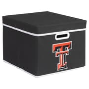 My Owners Box NCAA Covered Storage Cube; Texas Tech Red Raiders