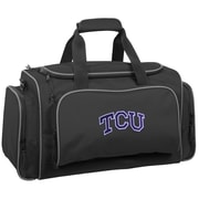 Wally Bags NCAA Collegiate 21'' Gym Duffel; Texas Christian Horned Frogs