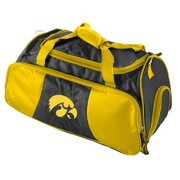 Logo Chairs NCAA 21'' Gym Duffel; University of Iowa