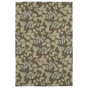 Kaleen Home & Porch Wymberly Coffee Indoor/Outdoor Area Rug; 3' x 5'