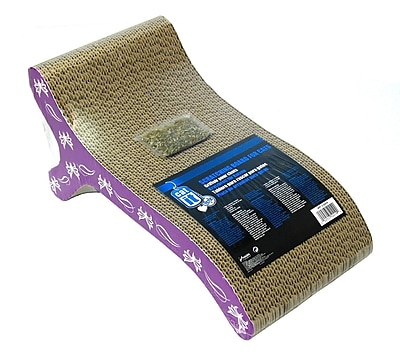 Hagen Catit Chaise Cardboard Scratching Board WYF078276094508