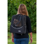 Pet Gear I-GO2 Escort Pet Carrier; Black