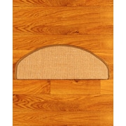 Natural Area Rugs Ideal Beige Euro Carpet Stair Tread (Set of 13)