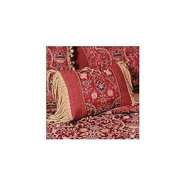 Charister Royal Jardin Bullion Throw Pillow