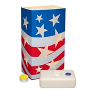 Luminarias Luma Lantern Patriotic Kit (Set of 24)