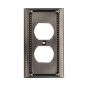 Elk Lighting Clickplates Single Socket Plate in Antique Platinum
