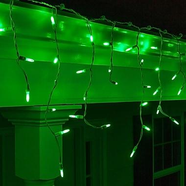 Wintergreen Lighting 70 Light Icicle LED Light