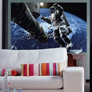 Brewster Home Fashions Ideal D cor Space Cowboy Wall Mural
