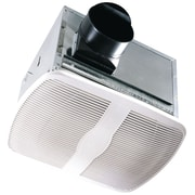 Air King 100 CFM Energy Star Qualified Dual Speed Exhaust Bathroom Fan