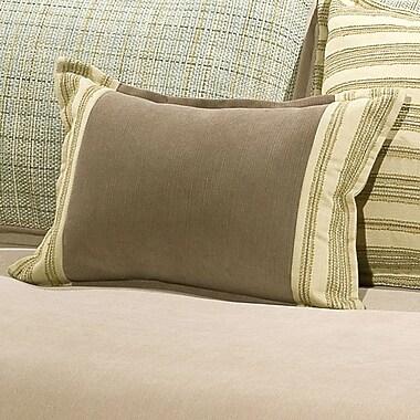 Charister Duncan Throw Pillow; Seafoam