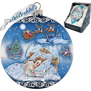 G Debrekht Limited Edition Clara's Dream Ball XLG Ornament