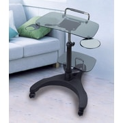Aidata U.S.A Adjustable Laptop Cart