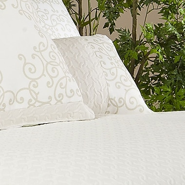 Charister Aria Linen Boudoir/Breakfast Pillow