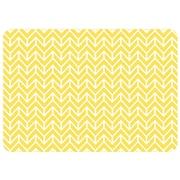 Bungalow Flooring Premium Comfort Bremen Mat; Yellow
