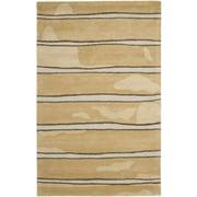 Safavieh Martha Stewart Toffee Gold Area Rug; 5' x 8'