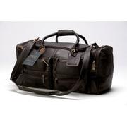 Claire Chase XL Executive Sport 22'' Carry-On Duffel; Caf