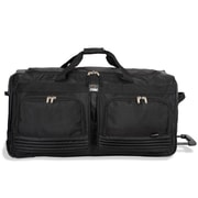 J World 33'' Brighton 3-Wheeled Travel Duffel
