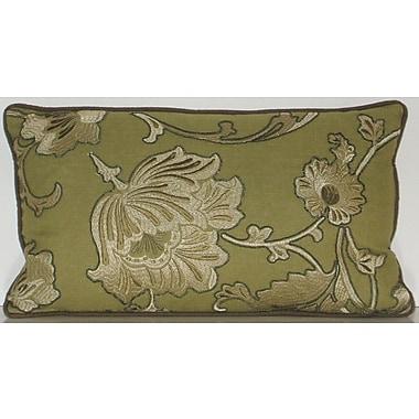 Edie Inc. Aspen Brocade Lumbar Pillow