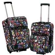 Sydney Love Wardrobe 2 Piece Luggage Set