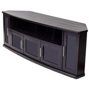 Plateau Newport 80'' TV Stand; Black