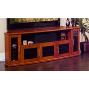 Plateau Newport 80'' TV Stand; Walnut