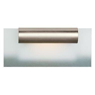 Access Lighting Roto Vanity Light; 5.5'' H x 12'' W x 4'' D
