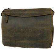 Vagabond Traveler Messenger Bag; Vintage Brown