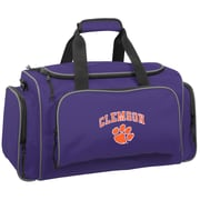 Wally Bags NCAA Collegiate 21'' Gym Duffel; Clemson Tigers