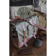 Amy Butler Parson Gray Messenger Bag; Olive