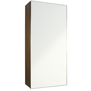 Madeli 11.81'' x 24.81'' Surface Mount Medicine Cabinet