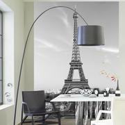 Brewster Home Fashions Ideal D cor La Tour Eiffel Wall Mural