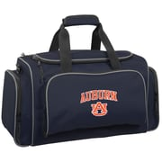 Wally Bags NCAA Collegiate 21'' Gym Duffel; Auburn Tigers