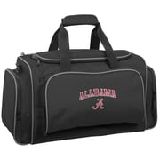 Wally Bags NCAA Collegiate 21'' Gym Duffel; Alabama Crimson Tide