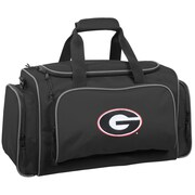 Wally Bags NCAA Collegiate 21'' Gym Duffel; Georgia Bulldogs
