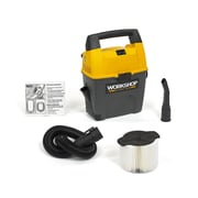 WORKSHOP 3 Gallon 3.5 Peak HP Portable Wet / Dry Vacuum