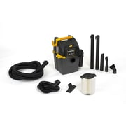 WORKSHOP 5 Gallon 5.0 Peak HP Portable Wall Mount Wet / Dry Vacuum