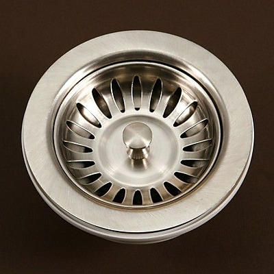 Houzer Preferra Basket Strainer for Standard Sinks WYF078276226271
