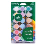 Reeves Acrylic Paint (Set of 18)