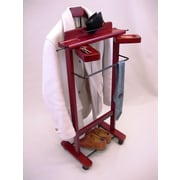 Proman Deluxe Wardrobe Valet Stand
