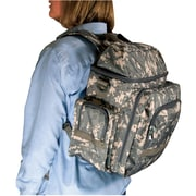 Alvin and Co. Heritage Backpack; Forest Camo