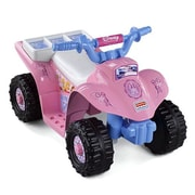 Fisher-Price Power Wheels Disney Princess 6V Battery Powered ATV