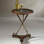 Butler Heritage Golf Round End Table