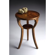 Butler Round Accent Table