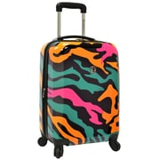 Traveler's Choice 21'' Hardside Carry-On Spinner Luggage