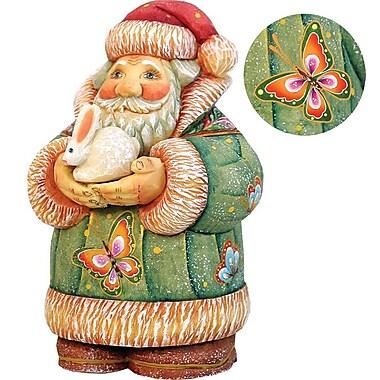 G Debrekht Derevo Santa w/ Bunny