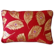 Greenland Home Fashions Jewel Cotton Throw Pillow