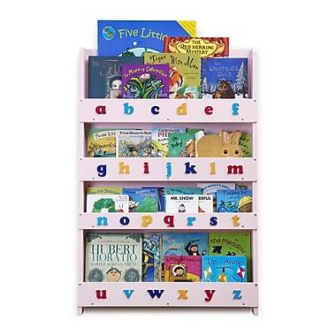 Tidy Books Kid's Book Display; Pink