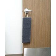 New Cat Condos 20'' Door Scratching Board; Gray